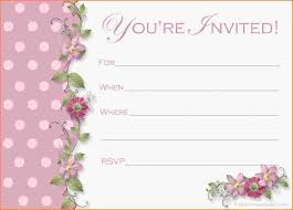printable invitation templates invitation templates for birthday party luxury free party