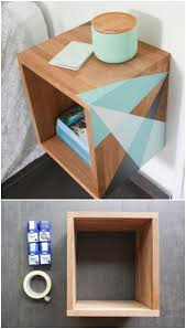 Floating Nightstand Shelf 30 Amazingly Creative And Easy Diy Nightstand Projects Diy U0026 Crafts