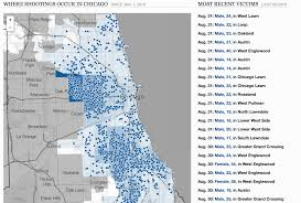 Chicago Community Map by East Side Chicago Shooting Victims Update U2013 September 02 2016