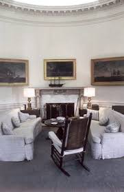 the queens u0027 sitting room in 1963 after the kennedy renovation