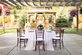 wedding venues spokane outdoor wedding venues spokane wa mini bridal