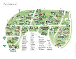 La Salle Campus Map Summer 2013 Welcome Packet By Lasell College Issuu