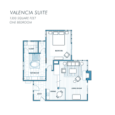 Valencia Bedroom Set Living Spaces Luxury Suites San Diego Rancho Valencia U2013 Hotel Suites Del Mar