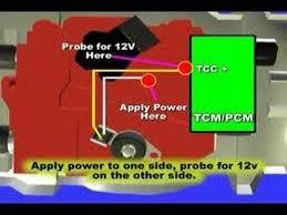 2005 honda odyssey torque converter tcc or torque converter solenoid