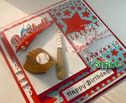 25 best baseball themed birthday card images on