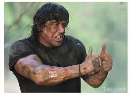Rambo Meme - rambo jerry s auto repair