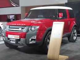 new land rover defender coming by 2015 land rover defender concept 100 dc 100 u0026 defender concept 100