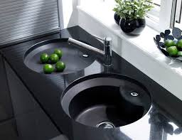 Bowl Kitchen Sink Pleasing Round Sinks Kitchen Home Design Ideas - Round sink kitchen