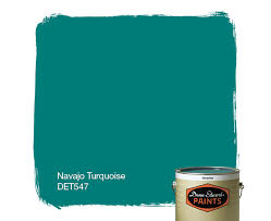 navajo turquoise det547 u2014 dunn edwards paints