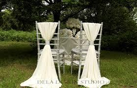 chiffon chair sash diy chiffon chair sashes best home chair decoration