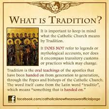 tradition of the church m y f a i t h churches