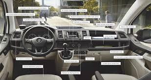 volkswagen kombi interior know more about kombi vans