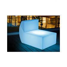 illuminati led glow sectional middle led furniture