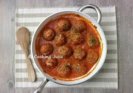 cuisiner boulette de viande cooking boulettes de viande à l italienne