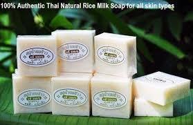 Sabun Thai thai rice milk soap whitening h end 6 1 2018 12 00 am