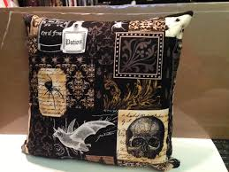 halloween pillows wicked crusade