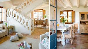 Mediterranean Home Interior Design Of A Country Feel I Like The Lattice Staircase Look I Live