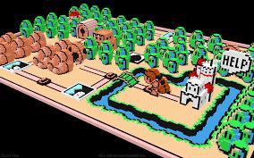 Super Mario Bros 3 Maps Super Mario Bros 3 World 1 Walldevil