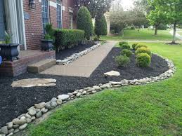Rock For Landscaping by Colored Rocks For Landscaping Enchanting On Home Decorating Ideas