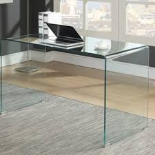 Glas Desk Desks Intaglia Home Collection An Atlanta Furniture Store