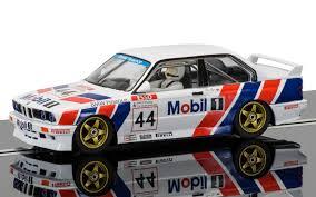 bmw e30 rally car scalextric c3782 btcc bmw e30 m3 steve soper donnington park 1991