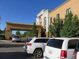 exterior picture of hton inn lehi thanksgiving point lehi
