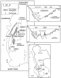 nang nuan oil field b6 27 gulf of thailand karst reservoirs of