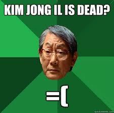Kim Jong Il Meme - kim jong il meme 28 images image 219372 death of kim jong il