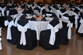 black chair covers black and white chair covers for weddings creation home