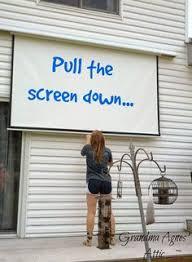 best 25 backyard movie screen ideas on pinterest outdoor cinema