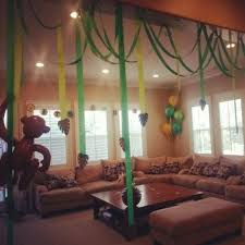 House Decorating Ideas Pinterest by Baby Shower House Decorations Best 25 Monkey Ba Shower Decorations