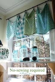 Kitchen Window Curtain Ideas Kitchen Window Curtain Ideas Or Source A Kitchen Window Treatments
