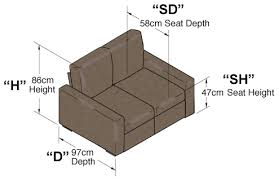 sofa dimensions standard average dimensions of a sofa bed functionalities net