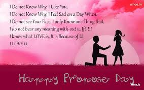 propose day 2017 quotes sayings and images freshmorningquotes