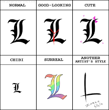 Meme L - style meme l death note by sekigatsu on deviantart