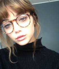 short hairstyles with glasses and bangs pin by k on beauty pinterest makeup glass and bangs