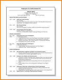Resume Sample Quality Control by Word 2007 Resume Template 19 Resume Template Word Free Download