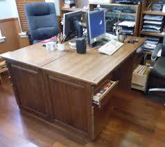 2 Person Computer Desk Desks At Www Plesums Com Wood