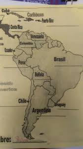 Blank South America Map Best 25 Map America Ideas On Pinterest Map My Trip United