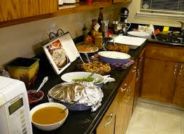 Islands For The Kitchen This Thanksgiving Fit Everyone At The Table Set Up A Buffet