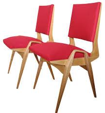 chaises es 50 chaise annee 50 60 niels o moller paire de chaise danois