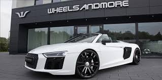 audi r8 modified audi r8 premium power collection by wheelsandmore