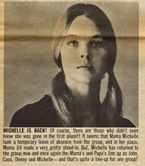 Michelle Phillips Mamas And Papas Help The Mamas And The Papas