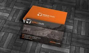 free business card templates travel u0026 leisure