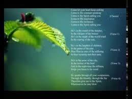 Seeking Song Listen Let Your Keep Seeking Beautiful Worship Hymn