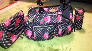 burlington babies what is in betsey johnson bag overview
