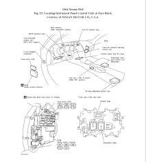 2005 nissan altima quarter panel fuse box in nissan 350z wiring diagrams