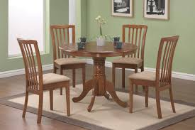 coaster brannan maple round single pedestal dining table 101091