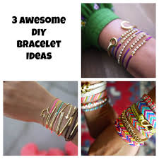 awesome things thursday diy bracelets sally