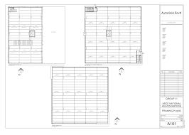 plans framing plans